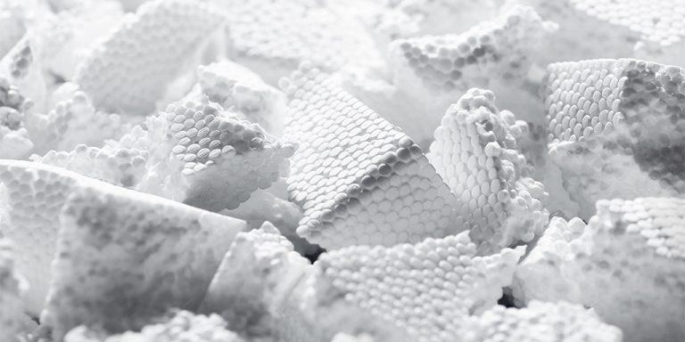 flame retardant polystyrene styrofoam