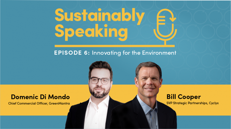 Sustainably Speaking Podcast Cyclyx