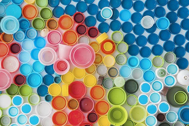 Mixed Plastic Waste