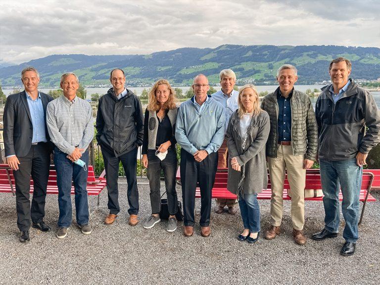 Agilyx Senior Leadership Team Switzerland